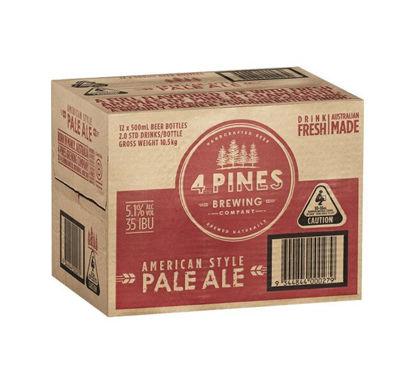 Picture of 4 Pines Pale Ale 330M Stubbies Carton