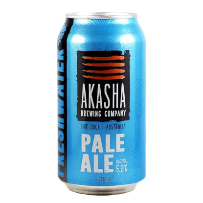 Picture of Akasha Freshwater Pale Ale 4 Pk