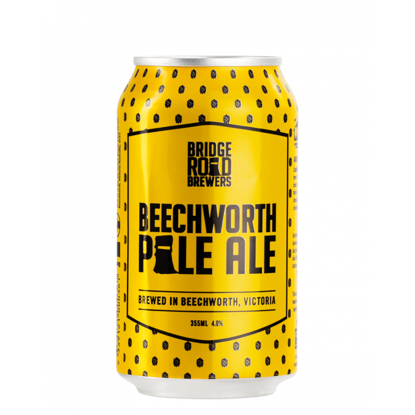 Picture of Bridge Rd Beechworth Pale Cans 4 Pk