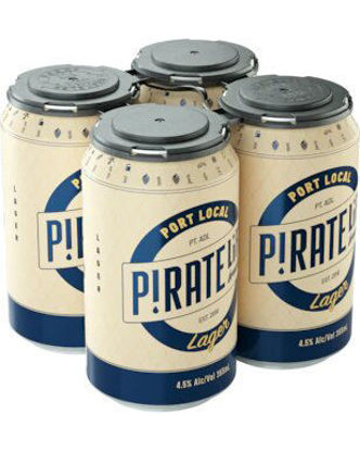 Picture of Pirate Life Port Loc Lager Can 4 Pk