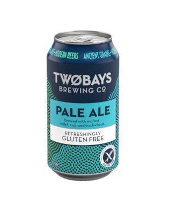 Picture of Twobays Pale Ale 4 Pk