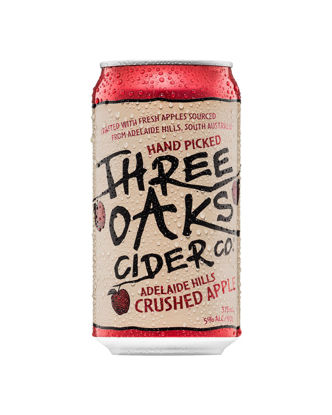 Picture of Three Oaks 5% 10Pk 375Ml Can 10 Pk