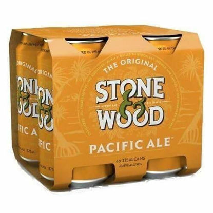 Picture of Stone & Wood Pacific Ale Can 4 Pk