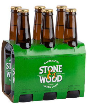 Picture of Stone & Wood Green Coast Stubbies 6 Pk