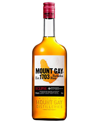 Picture of Mt Gay Rum Bottle