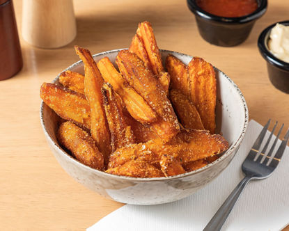 Picture of Sweet potato wedges