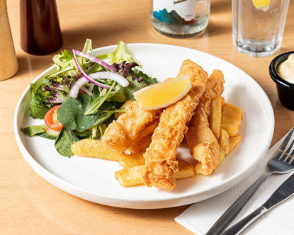 Picture of Crispy Battered Flathead