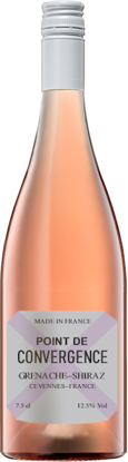 Picture of Point De Convergence Rose Bottle