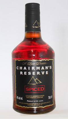 Picture of Chairmans Spiced Rum 700ml