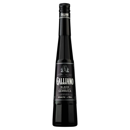 Picture of Galliano Black Sambuca  700ml