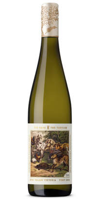 Picture of Hare & Tortoise Pinot Grigio 750ml