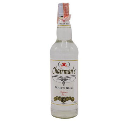 Picture of Chairmans White Rum 700ml