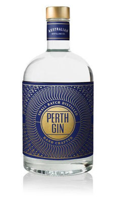 Picture of AD Perth Gin Bottle