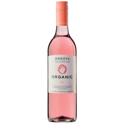 Picture of Angove Organic Rosé 750ml