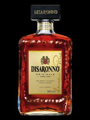 Picture of Disaronno Amaretto Bottle