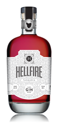 Picture of Hellfire Sloe Gin 700ml