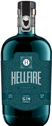Picture of Hellfire Piquant Gin 700ml