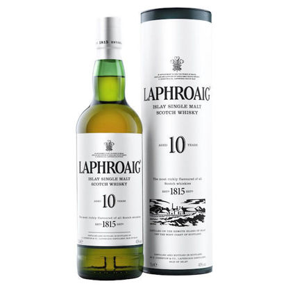 Picture of Laphroaig Malt 10Yo