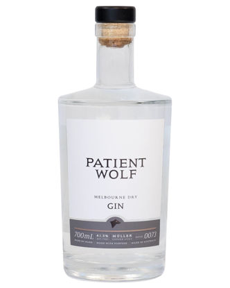 Picture of Patient Wolf Gin 700ml