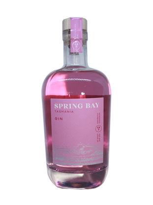 Picture of Spring Bay Tassie Pink Gin Bottle