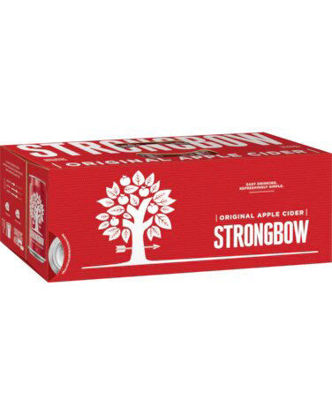 Picture of Strongbow Classic 10Pk Cans 10 Pk