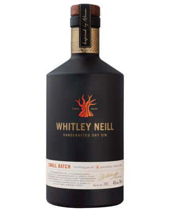 Picture of Whitley Neill Original Gin Bottle