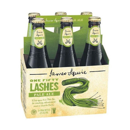 Picture of James Squire 150 Lashes Stubbies 6 Pk