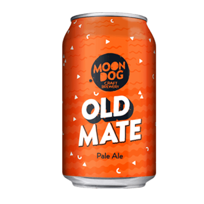Picture of Moon Dog Old Mate Can 6 Pack