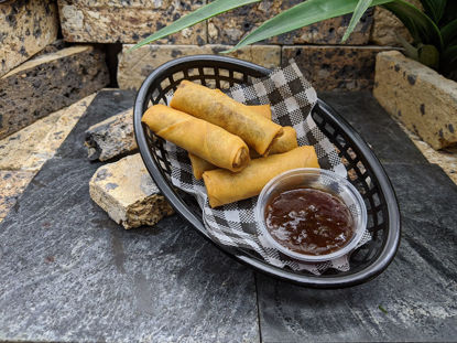 Picture of DUCK SPRING ROLLS