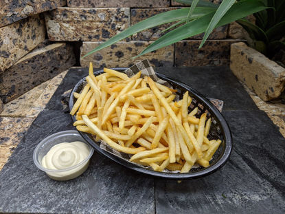 Picture of LARGE FRIES W AIOLI (V)