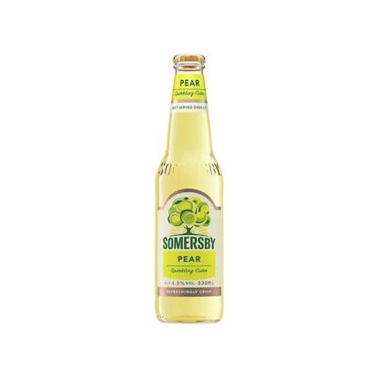 Picture of Somersby Pear Cider 330ml Bottle-Single