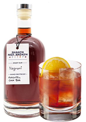 Picture of Negroni Cocktail 500 Ml Bottle