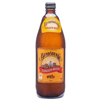 Picture of Bundaberg Ginger Beer 750Ml