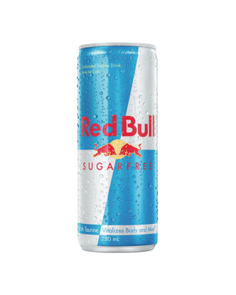 Picture of Red Bull S/Free 250Ml