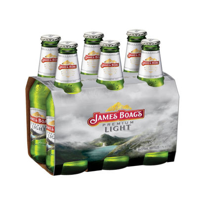 Picture of Boags Light Stubbies 24 x 330ml Carton
