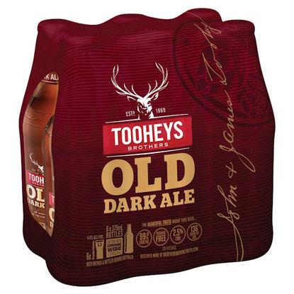 Picture of Tooheys Old 375l Stubbie Shrinkwrap 6 Pack