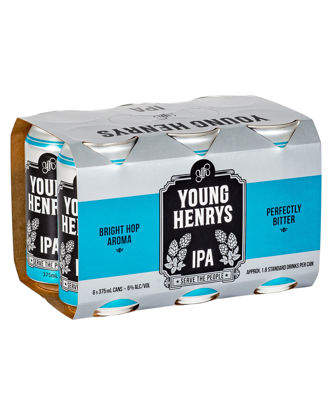 Picture of Young Henrys IPA Can 6 Pack