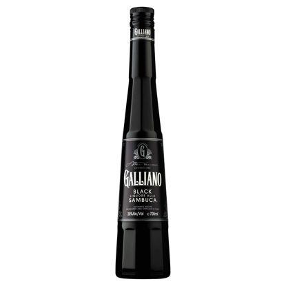 Picture of Galliano Black Sambuca  700ml