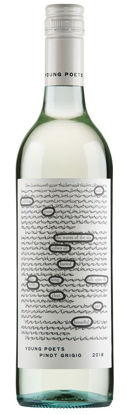Picture of Young Poets  Pinot Grigio  750ml