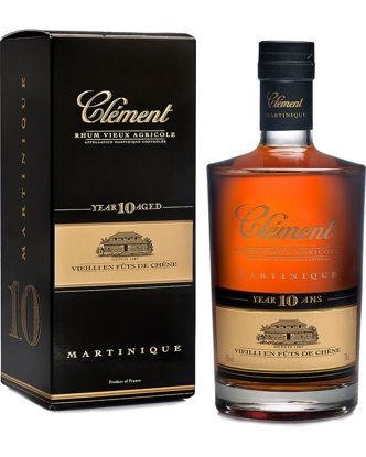 Picture of Clement 10Yo Vanille Rum 700ml