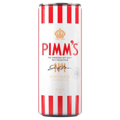 Picture of Pimms Long Lemon Premix 330ml Can-Single
