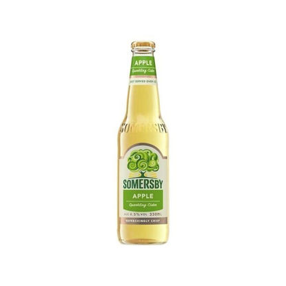Picture of Somersby Apple Cider Bottle - Single