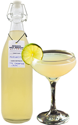 Picture of Margarita Cocktail 1 Litre Bottle