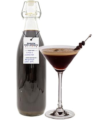 Picture of Spiced Espresso Martini
