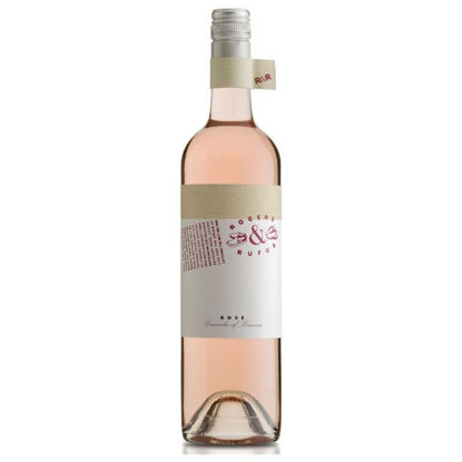Picture of Roger & Rufus Rose Bottle