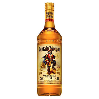Picture of Capt Morgan Gold Spiced 700Ml Bottle