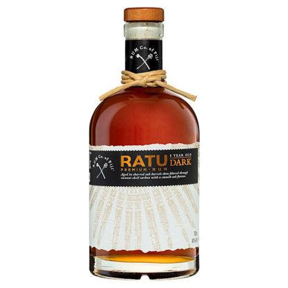 Picture of Ratu Dark Rum 5Yo Bottle 750ml