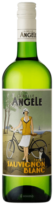 Picture of La Belle Angele Sauv/Blanc Bottle
