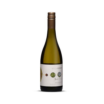 Picture of Rockferry 3Rd Rock Sauvignon   Blanc Bottle