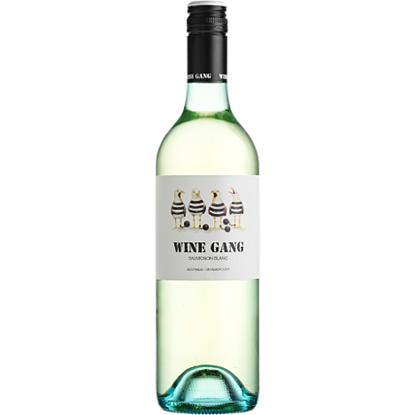 Picture of Wine Gang Sauvignon   Blanc Bottle 750ml
